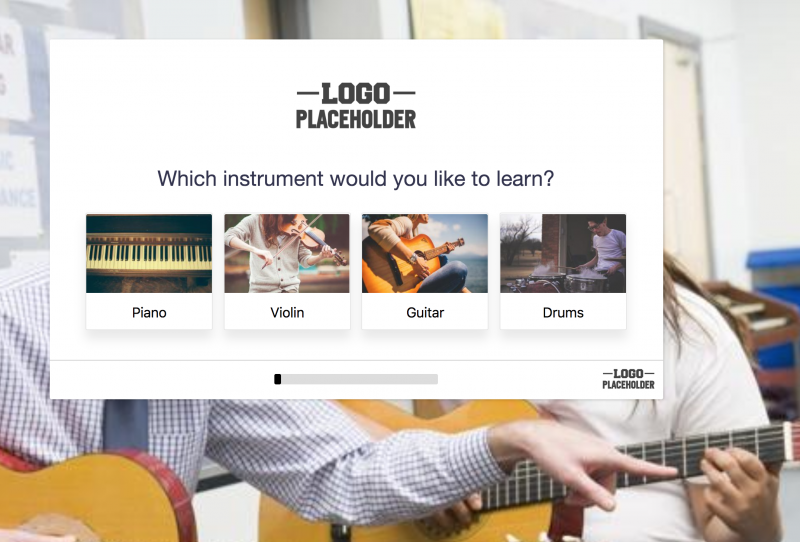 Music Lesson Scheduling Software - Form Template